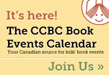 CCBC Events Announcement